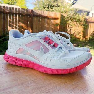 Nike Shoes - Nike Free Run 3 Weather